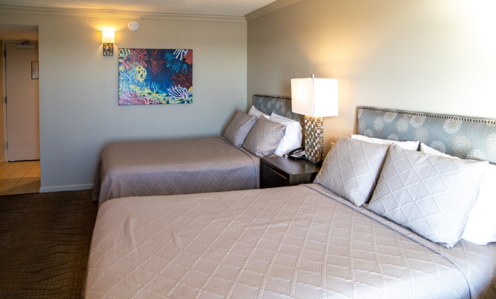 Double room - Windjammer Inn, Atlantic Beach NC