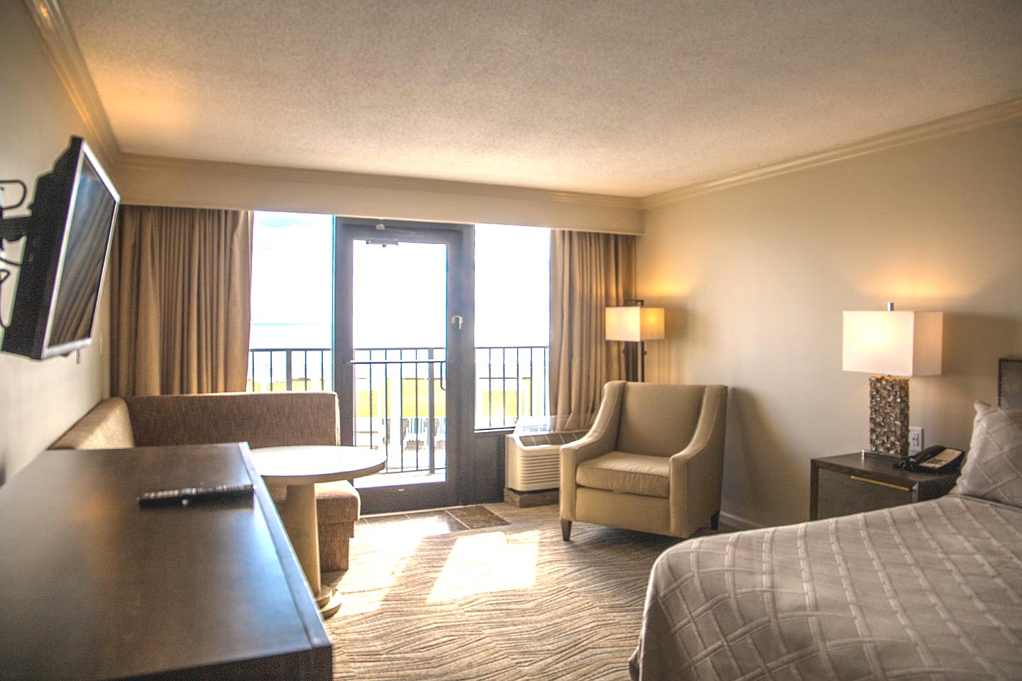 Accessible Rooms at The Windjammer Inn